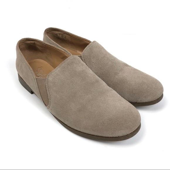 b30e90832f9 Franco Sarto Shoes - Franco Sarto Pardon Slip On Suede Loafers Size 7.5